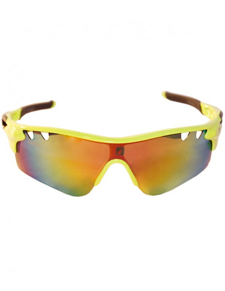 Gafas de Sol Trail Running Kamet Yellow Lacquered - Skyrun